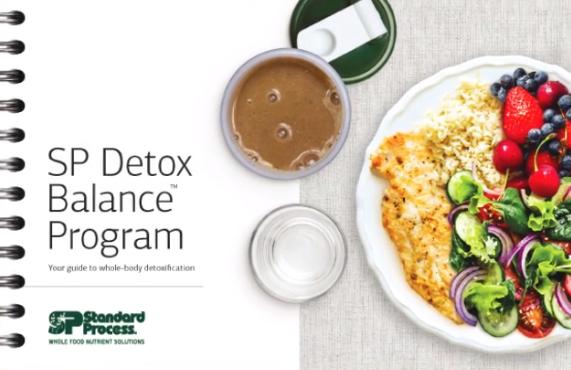 Standard Process Detox Balance