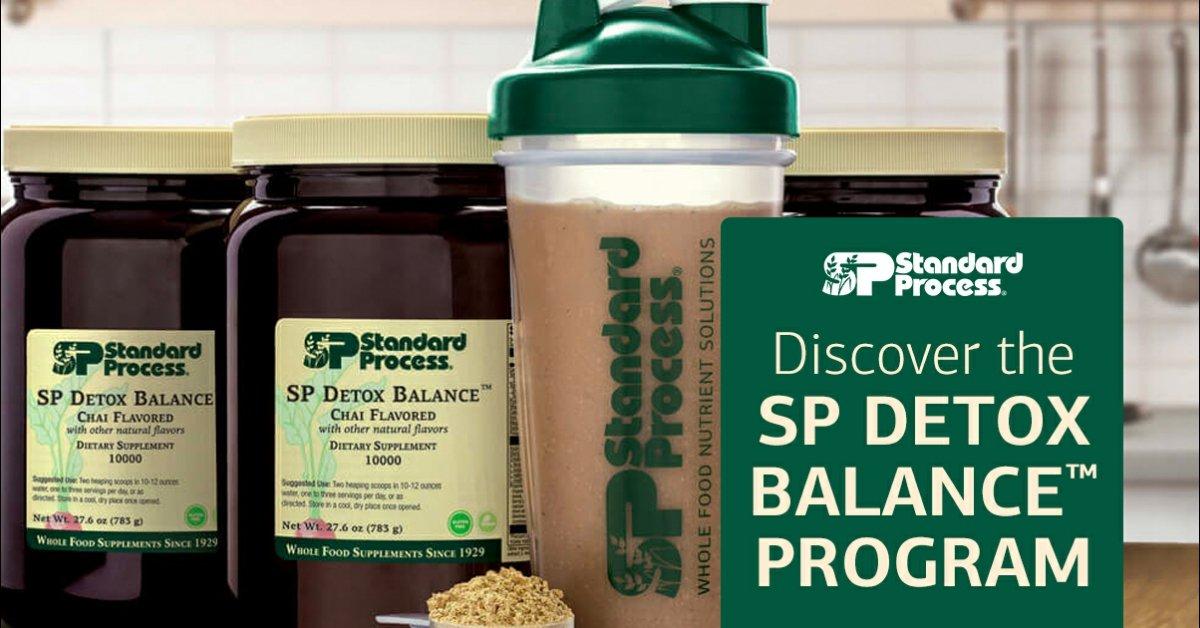 Standard Process Detox Balance Program (Webinar)