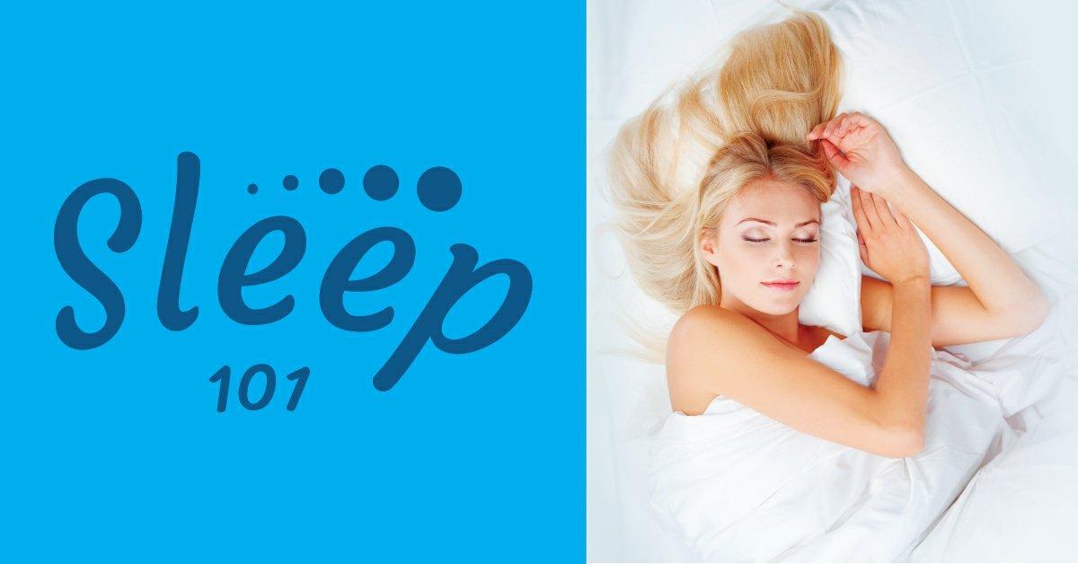 Sleep 101 (Webinar)