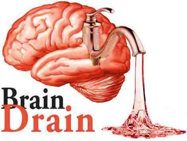 Brain Draining
