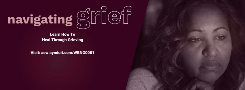 Navigating Grief Facebook Cover Photo